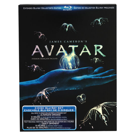 Avatar - Blu-ray Disc