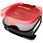 George Foreman 5 Minute Grill - Red - GR1036BTRC