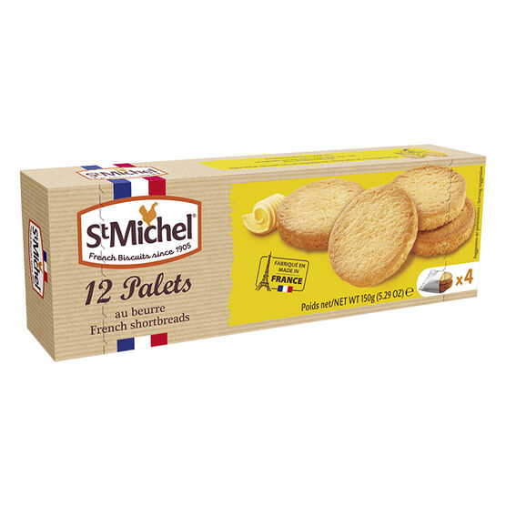 ST Michel French Shortbread - 150g