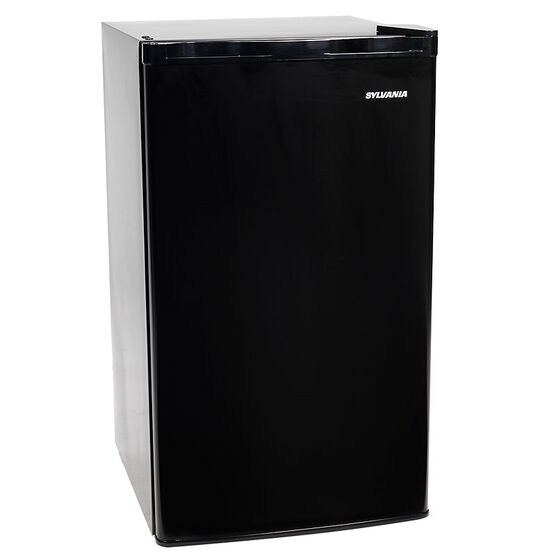 Sylvania 3.2 cu.ft. Fridge - Black - SFR328