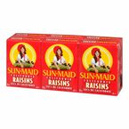 Sun-Maid Raisins - 6 x 30g