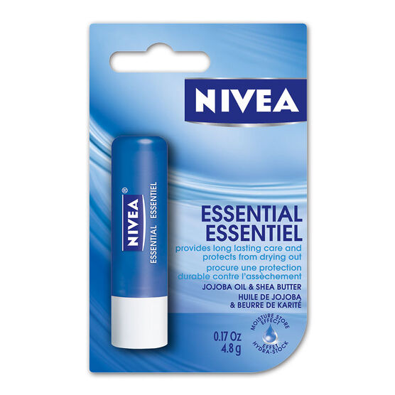 Nivea Essential Lip Care - 4.8g