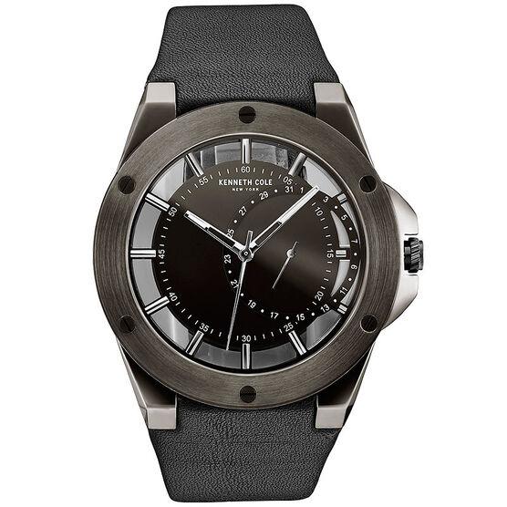 Kenneth Cole Dress Sport Watch - Black - 10030785