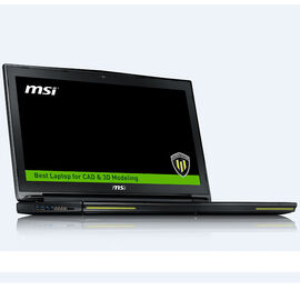 MSI WT72 6QM-425US Notebook