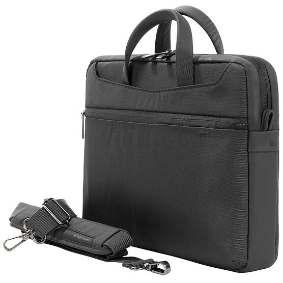 Tucano New WorkOut Slim Nylon for Laptops and Tablets up to 13inch - Black - WO2-MB13