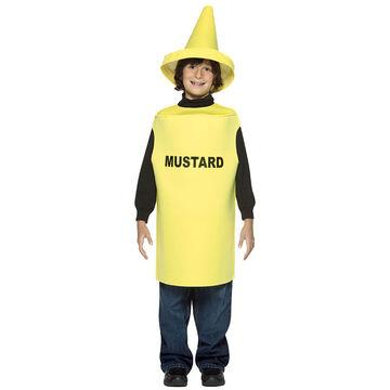 Halloween Lightweight Mustard Costume - Child