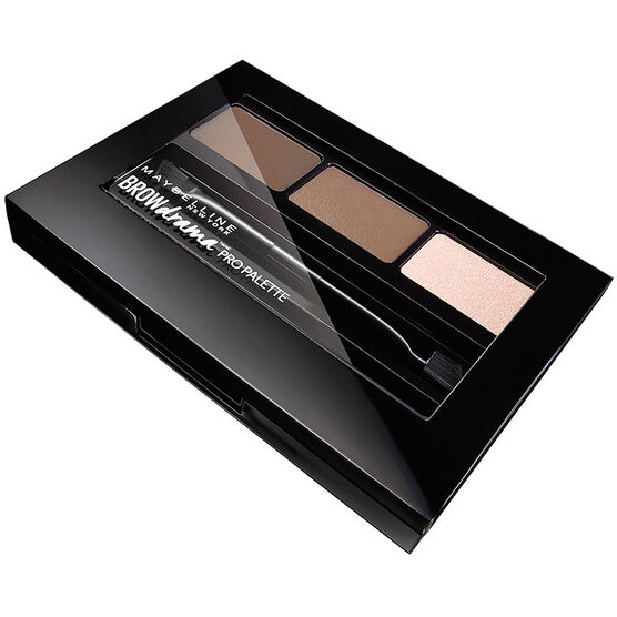 Maybelline EyeStudio Brow Palette - Deep Brown