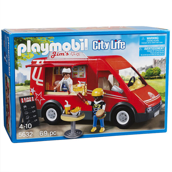 Playmobil City Life - Food Truck - 56320