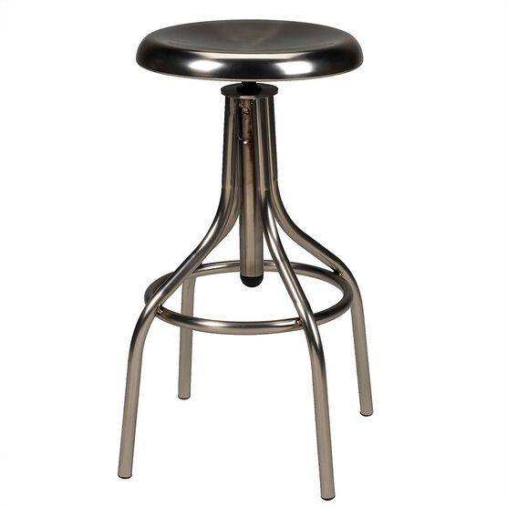 London Drugs Adjustable Bar Stool - Steel - AF9996