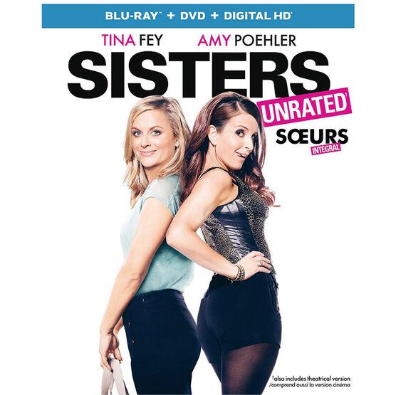 Sisters - Blu-ray + DVD
