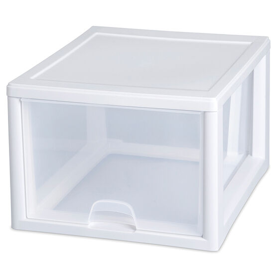 Sterilite Stacking Drawer - 26L