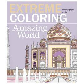 Extreme Colouring: Amazing World