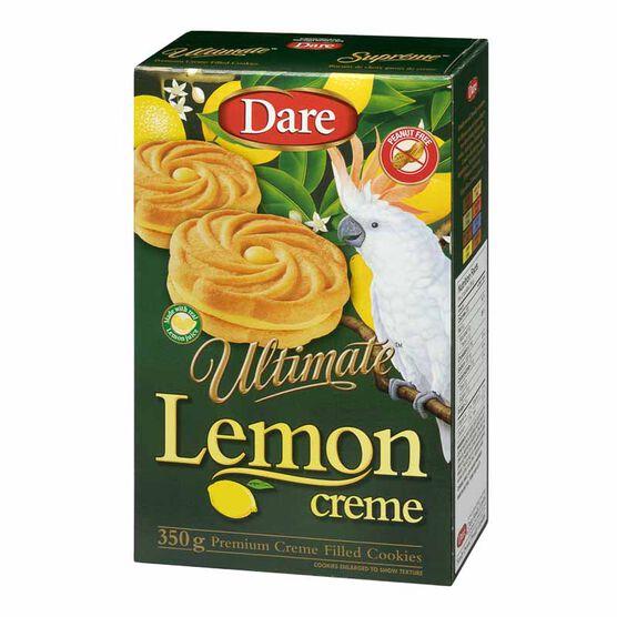 Dare Ultimate Lemon Creme - 350g
