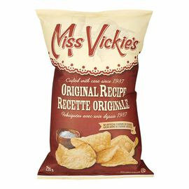 Miss Vickies Potato Chips - Original - 220g