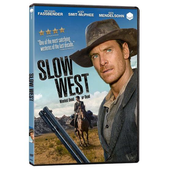 Slow West - DVD