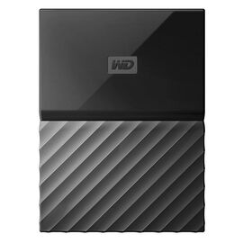 WD 3TB My Passport USB 3.0 Portable Storage - Black