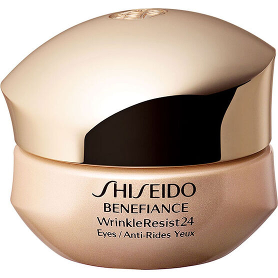Shiseido Benefiance Wrinkle Resist 24 Intensive Eye Contour Cream - 15ml