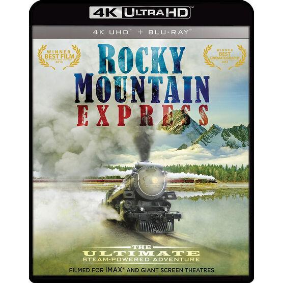 Rocky Mountain Express - 4K UHD Blu-ray