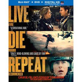 Edge of Tomorrow - Blu-ray + DVD + Digital HD