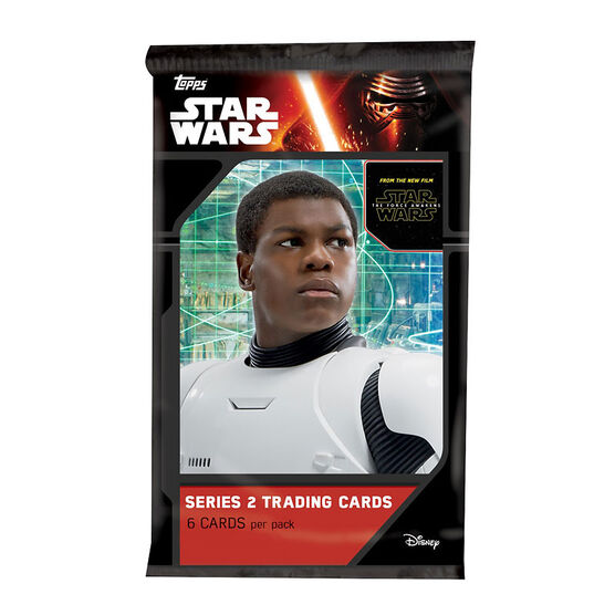 Star Wars Series 2  Booster Pack - Assorted