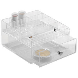 InterDesign Cosmetic Organizer - Clear