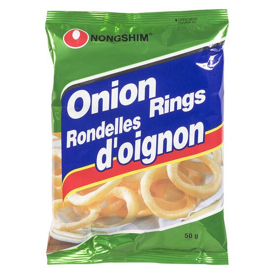 Nong Shim Onion Rings - 50g