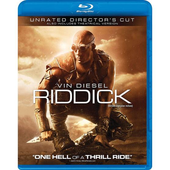 Riddick - Blu-ray Disc