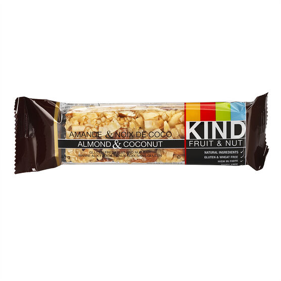 Kind Bar - Cranberry Almond - 40g