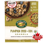 Nature's Path Organic Pumpkin Flax Plus Granola - 325g