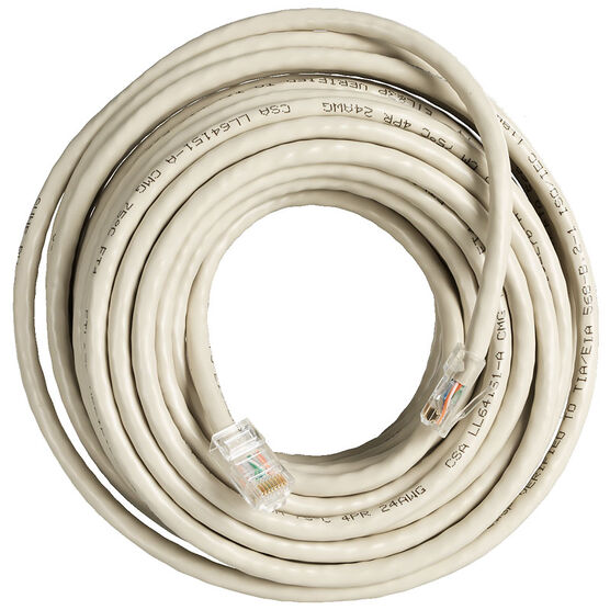 Certified Data CAT6/5E Cable - 30ft - GCAT6NC-30