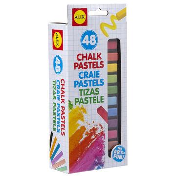 Alex Chalk Pastels - 48 Pack