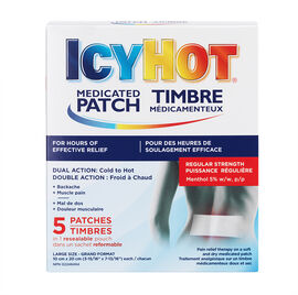 Icy Hot Medicated Patch - 5 patches