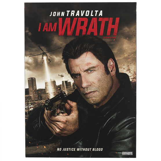 I Am Wrath - DVD