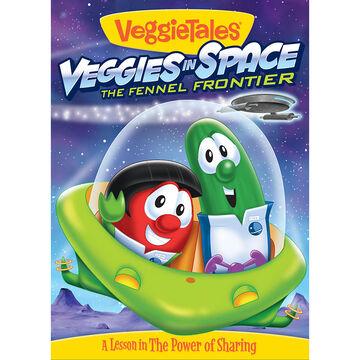 VeggieTales - Veggies In Space: The Fennel Frontier - DVD