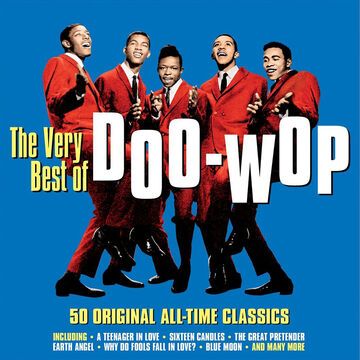 Various Artists - The Very Best of Doo Wop - 2 CDs