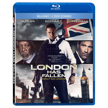 London Has Fallen - Blu-ray Combo