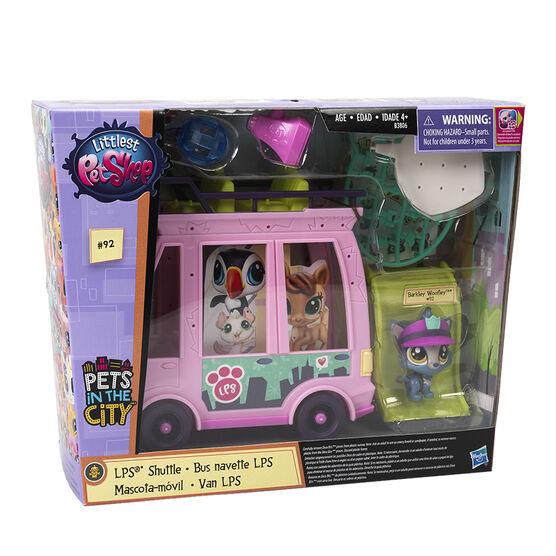 Littlest Pet Shop Shuttle