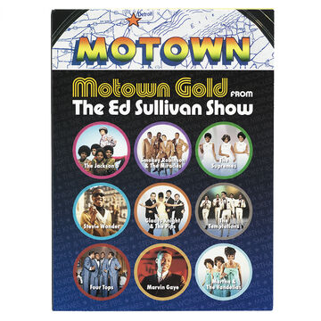 Motown Gold From the Ed Sullivan Show - DVD