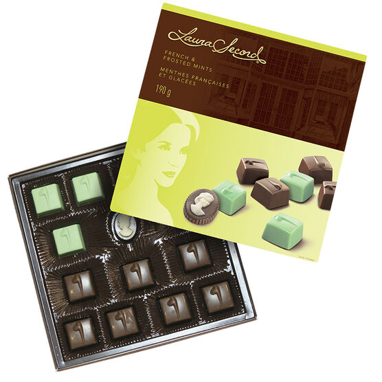 Laura Secord Chocolates - French & Frosted Mints - 190g