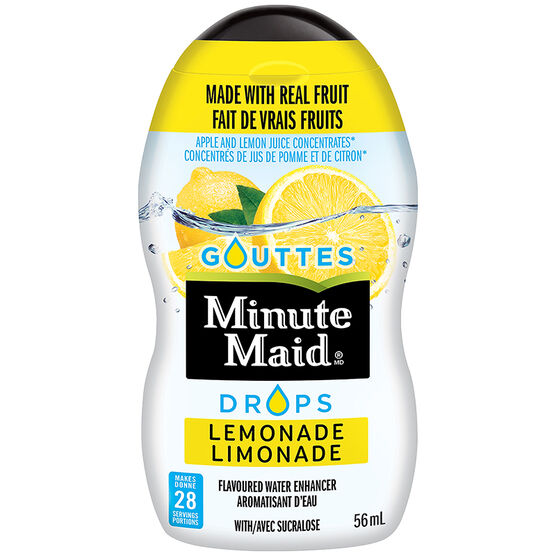 Minute Maid Drops - Lemonade - 56ml