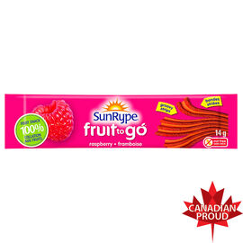 Sun-Rype Fruit To Go - Apple Raspberry - 14g