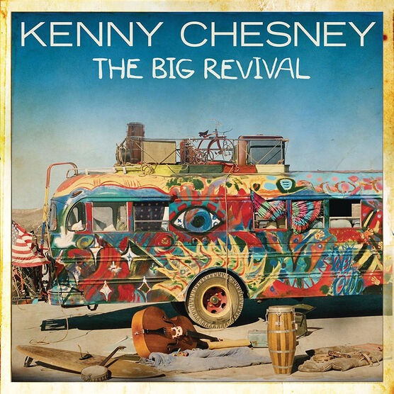 Kenny Chesney - The Big Revival - CD