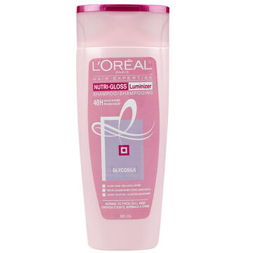 L'Oreal Nutri-Gloss Luminizer Shampoo - 385ml