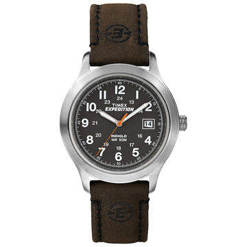 Timex Expedition Metal Watch - Navy/Gold - T49954GP