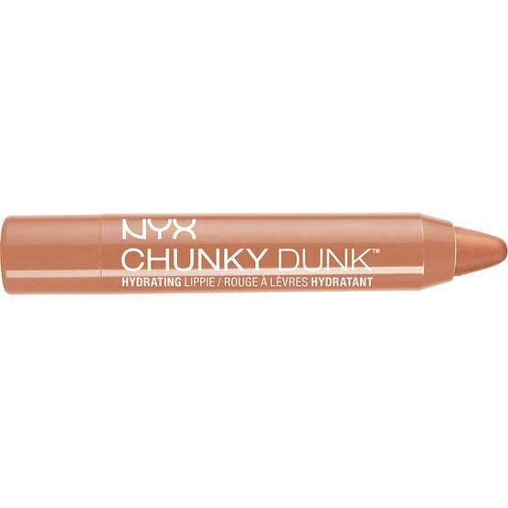 NYX Chunky Dunk Hydrating Lippie - Peach Fuzzy