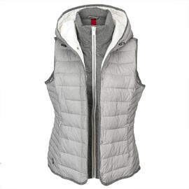 Volcano Bamboo Vest Jacket - Silver Gray - Assorted