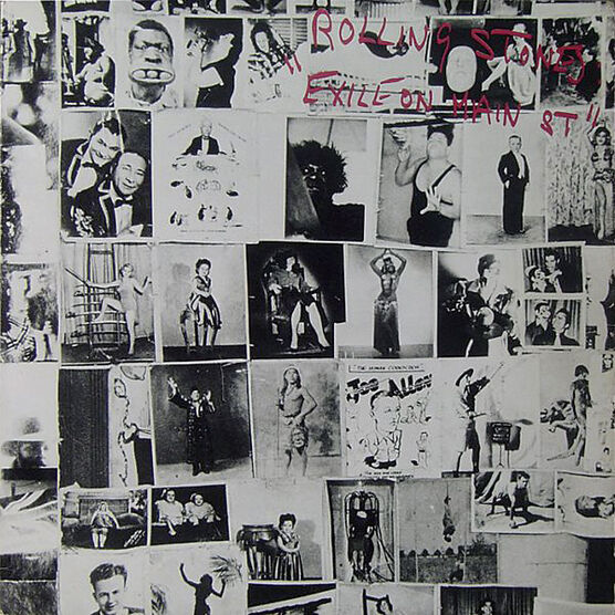 Rolling Stones, The - Exile on Mainstreet - Vinyl