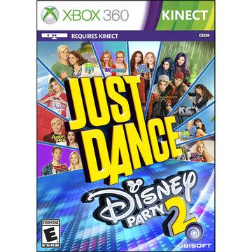 Xbox 360: Just Dance Disney Party 2