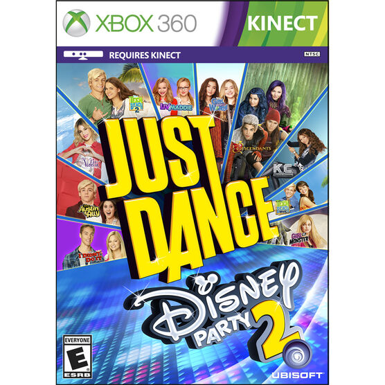 Xbox 360: Just Dance Disney Party 2