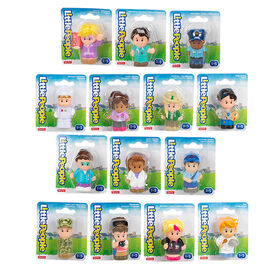 Fisher Price Little People Figure - Y3684 - Assorted